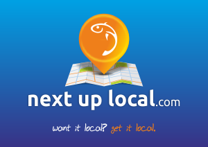 Next Up Local - Logo